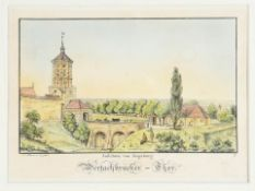 Augsburg, Wertachbrucker Tor