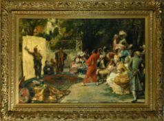 Lonza, Antonio, 1846 - 1918 Triest