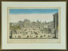 Paris, Porte St. Antoine und Bastille