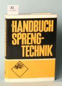 """Heinze, Hellmut """"Handbuch Sprengtechnik"""""""