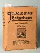 """Hartmann, Otto """"Im Zauber des Hochgebirges - Alpine..."""""""