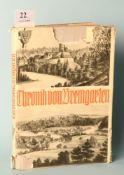 """Simon, Will """"Chronik von Bremgarten bei Bern"""""""