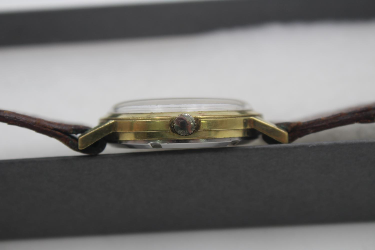 Vintage Gents BAUME Gold Tone WRISTWATCH Hand-Wind - Image 4 of 4