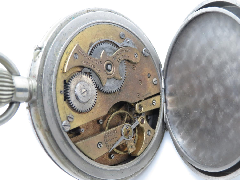 Goliath / Jumbo gents vintage pocket watch hand wind working - Image 5 of 5