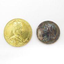 Victorian/Edwardian Jubilee Coronation Medallions