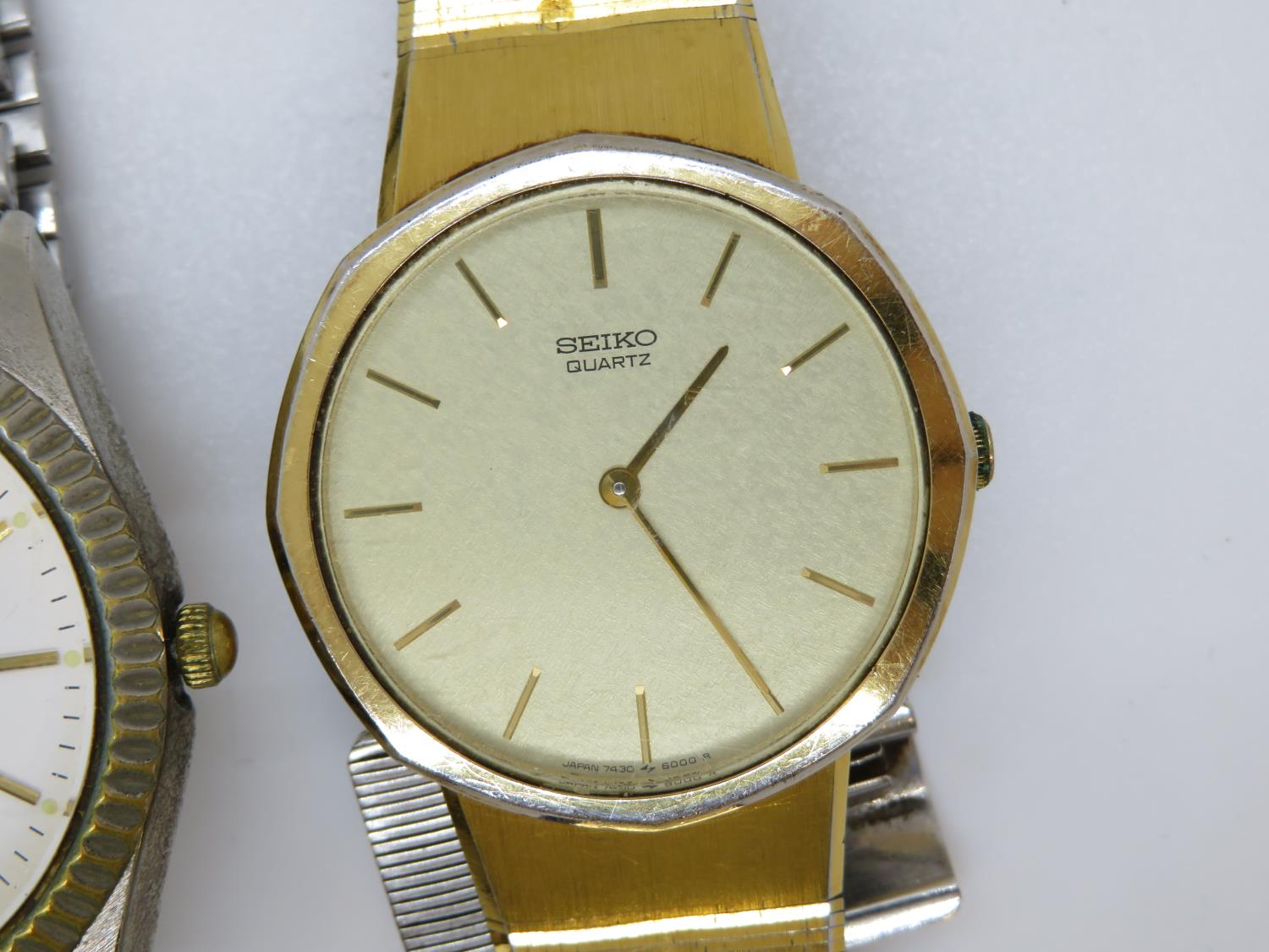 Selection of Seiko watches - Image 2 of 2