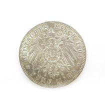 Deutschen Reich 1904 Funf Mark