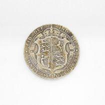 Rare 1905 half crown in fine condition