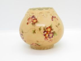"""Early green mark Royal Worcester model G1041 2.5"""" high"""