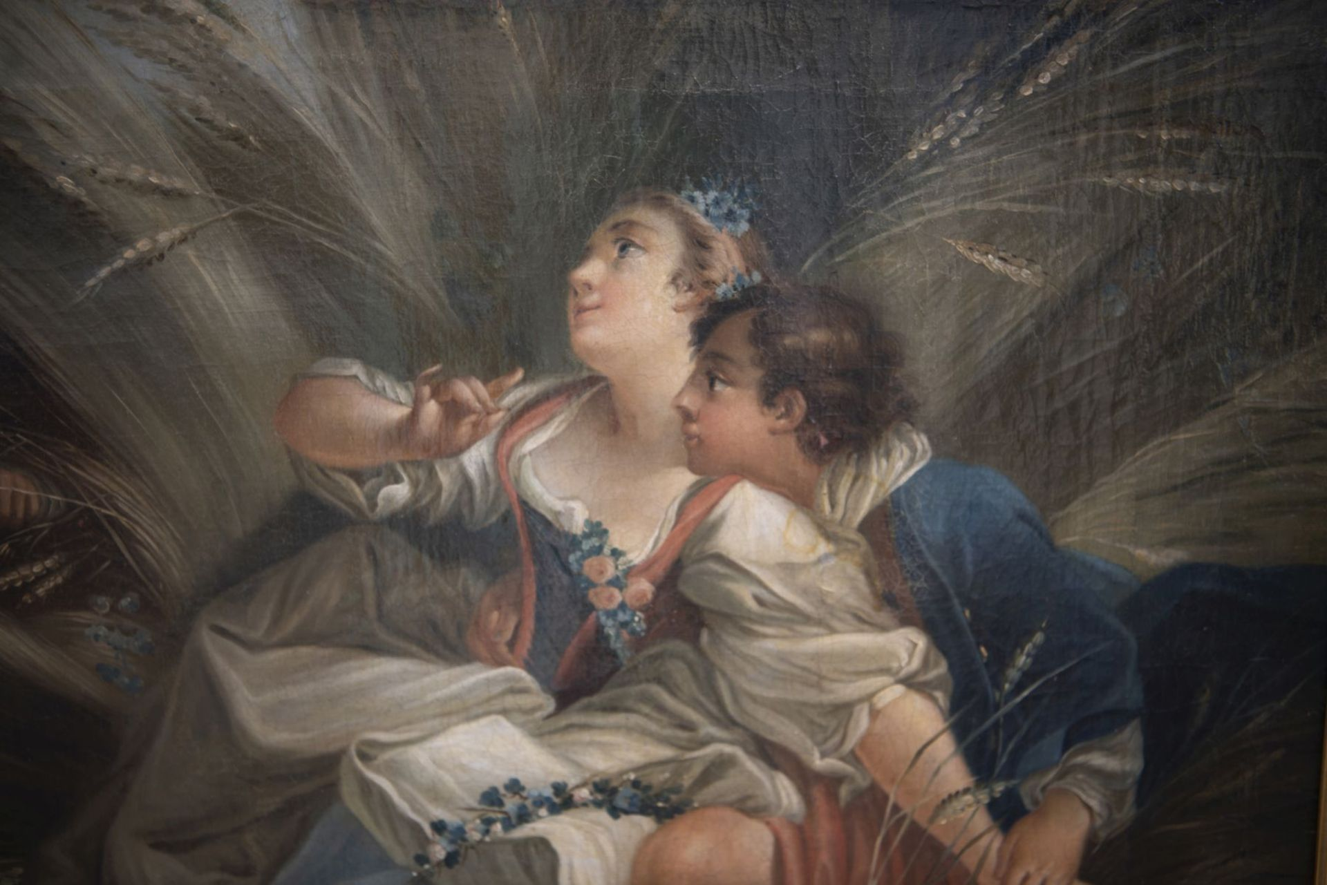 """France 18th century """"Caught lovers"""" - Image 6 of 7"""