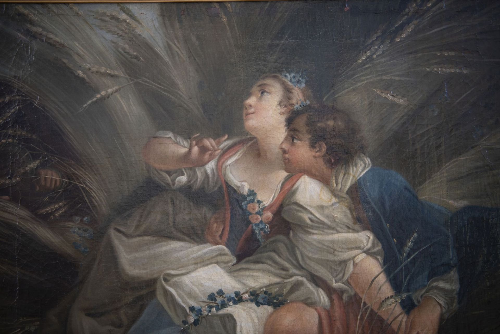 """France 18th century """"Caught lovers"""" - Image 2 of 7"""
