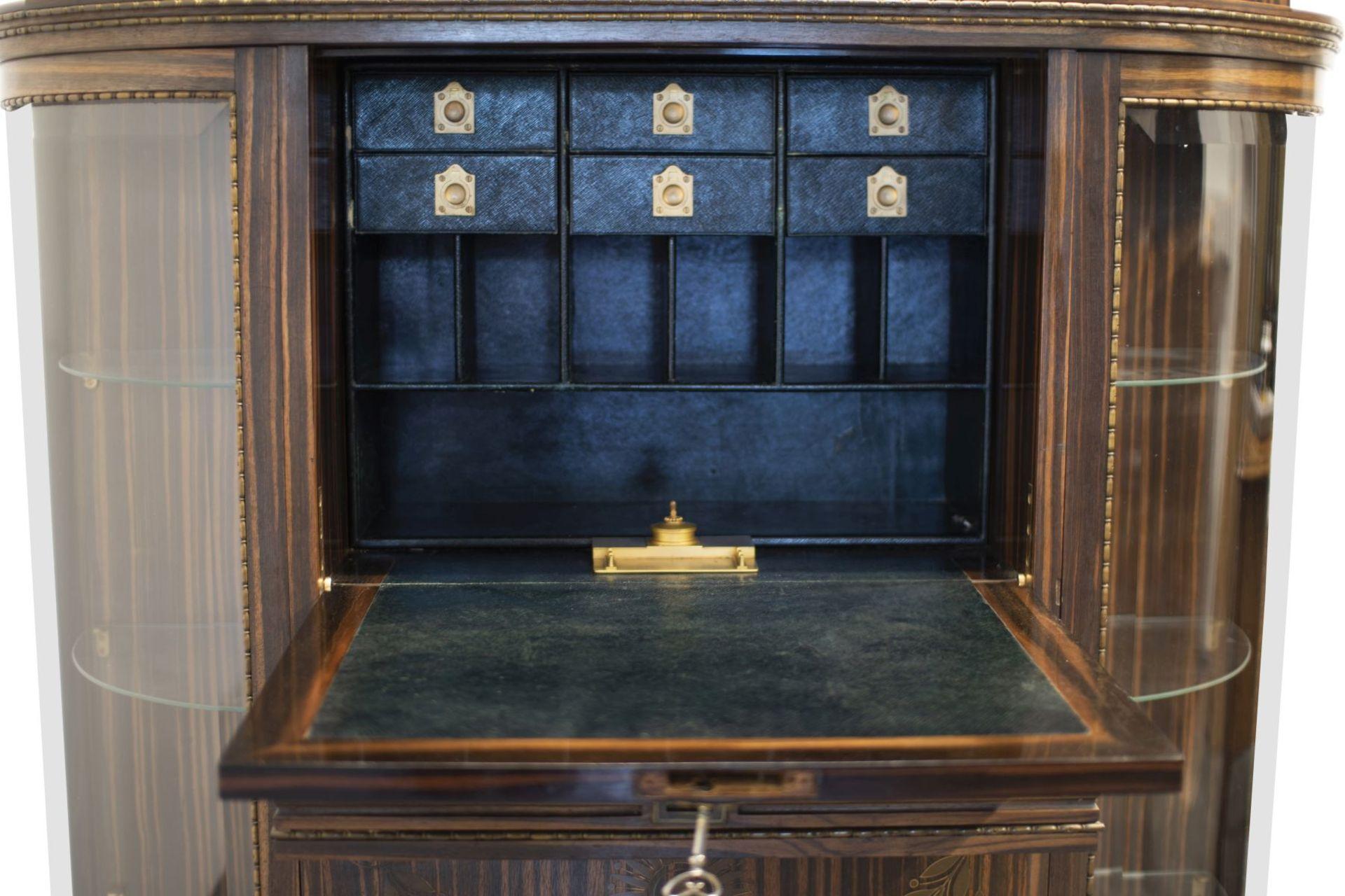 Antique englisch secretary - Image 4 of 5
