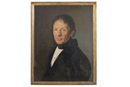 "Artist middle 19th century ""Portrait of an elegant dressed gentleman"""