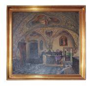 Sacristy of the Dominican Church Graz