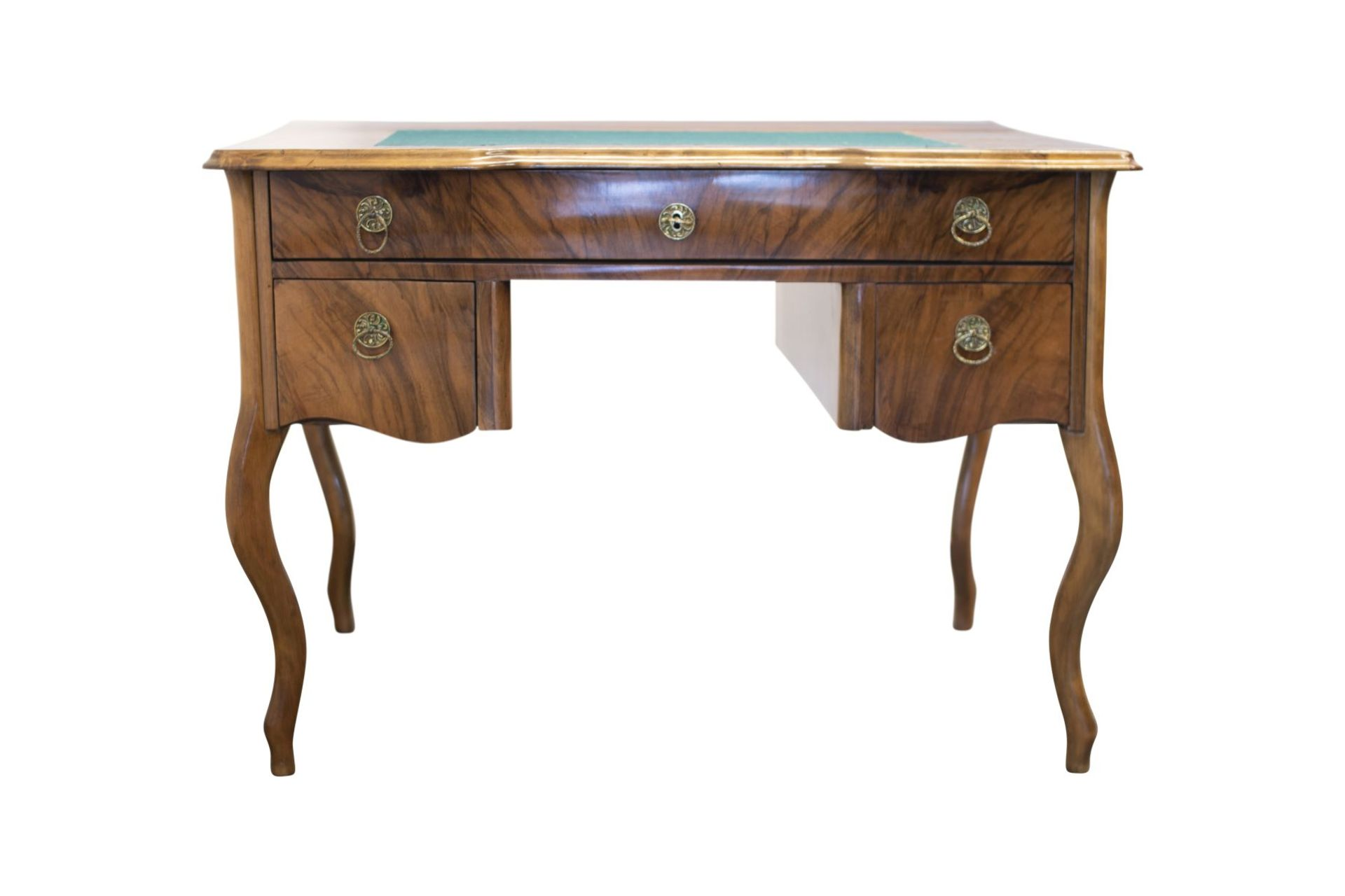Biedermeier style desk, second half of the 19th century