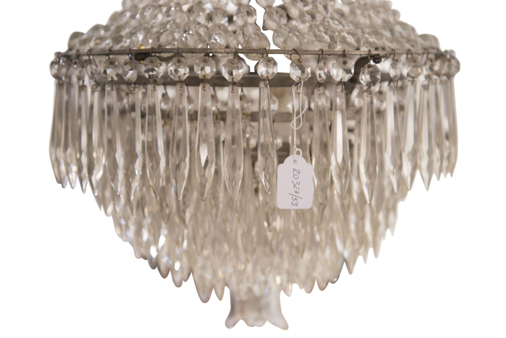 Decorative chandelier - Image 3 of 4