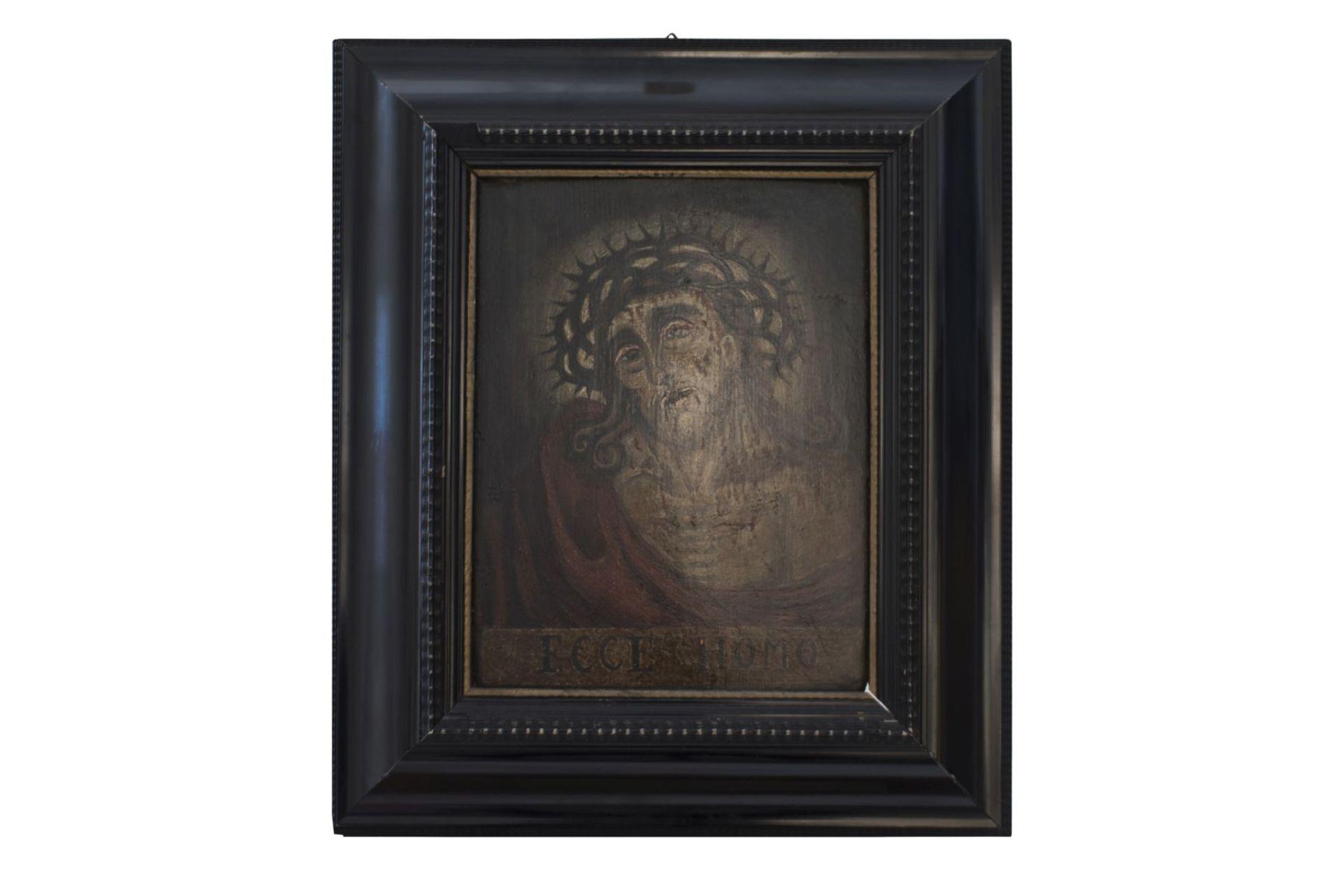 """Artist of the 18th century """"Ecce Homo"""""""