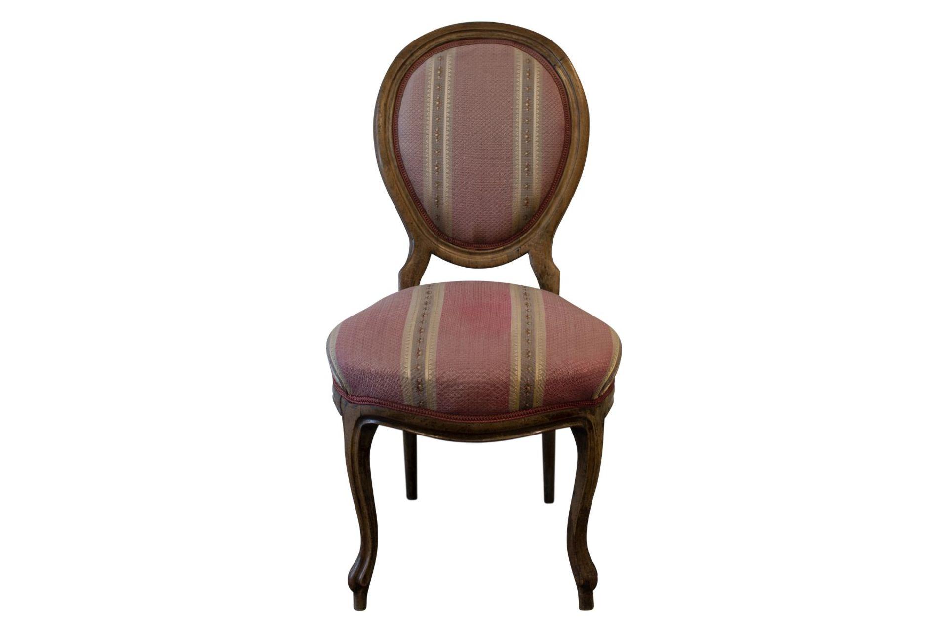 Salon Chairs Biedermeier - Bild 5 aus 8