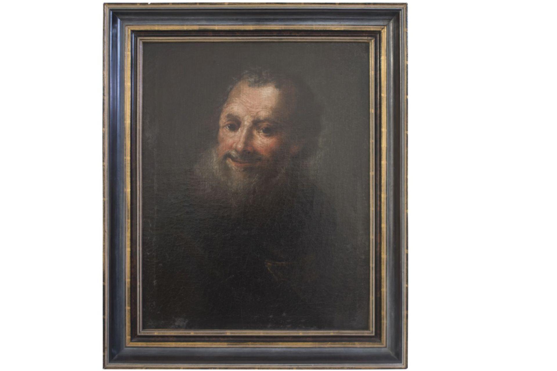 "Historism painter around 1850 ""Old man with beard"""
