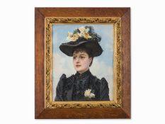"""Paul Jean Gervais """"Portrait of a Lady"""""""