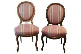 Salon Chairs Biedermeier