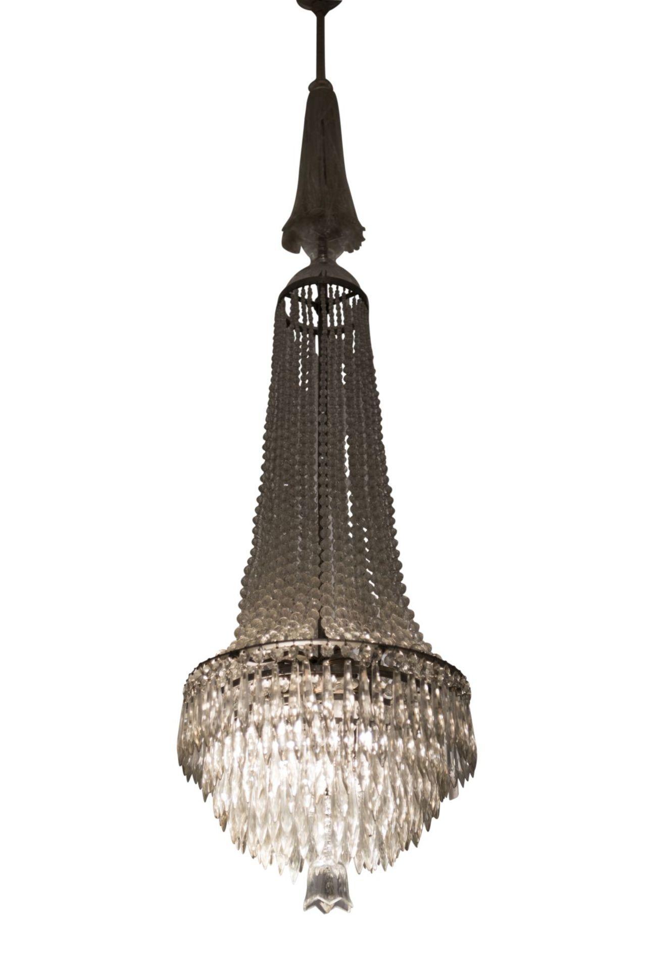 Decorative chandelier - Image 2 of 4