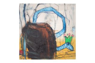 "Peter Kohl (1971) "" Woodworm"" 2015"
