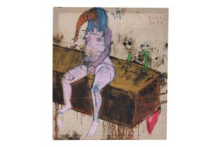"Peter Kohl (1971) ""Fad Box"" 2016"