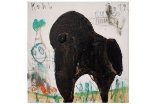 """Peter Kohl (1971) """"Raven heart"""""""