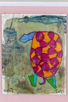 "Peter Kohl (1971) ""The Tortoise"" 2020"