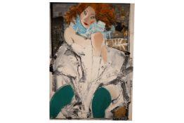 Andrai Smirnoff (1960), Green Socks