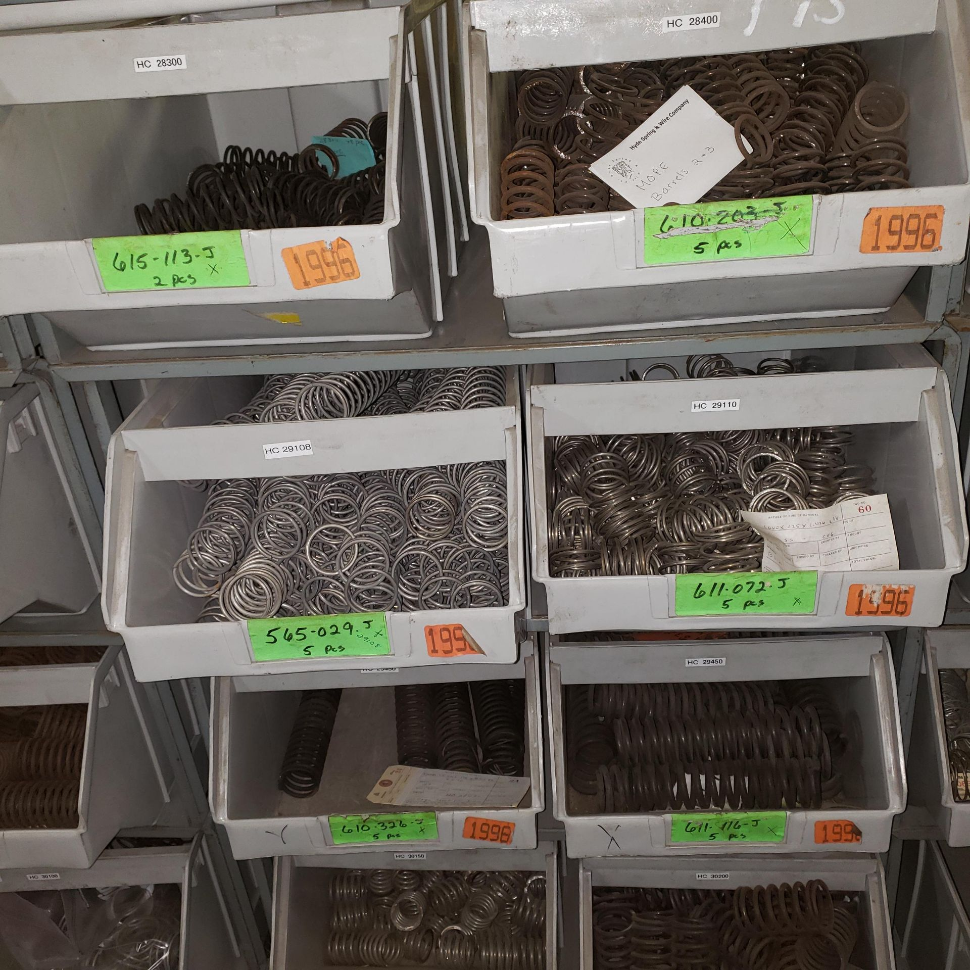 Assortment of Various Spring Stock/Inventory - Image 3 of 7