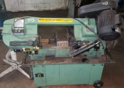 Central Machinery Metal Cutting Band Saw