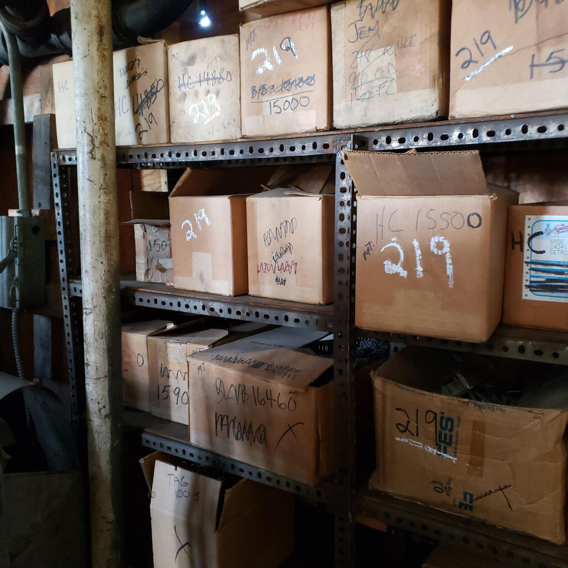 Large Assortment of Various Spring Stock/Inventory - Image 2 of 3