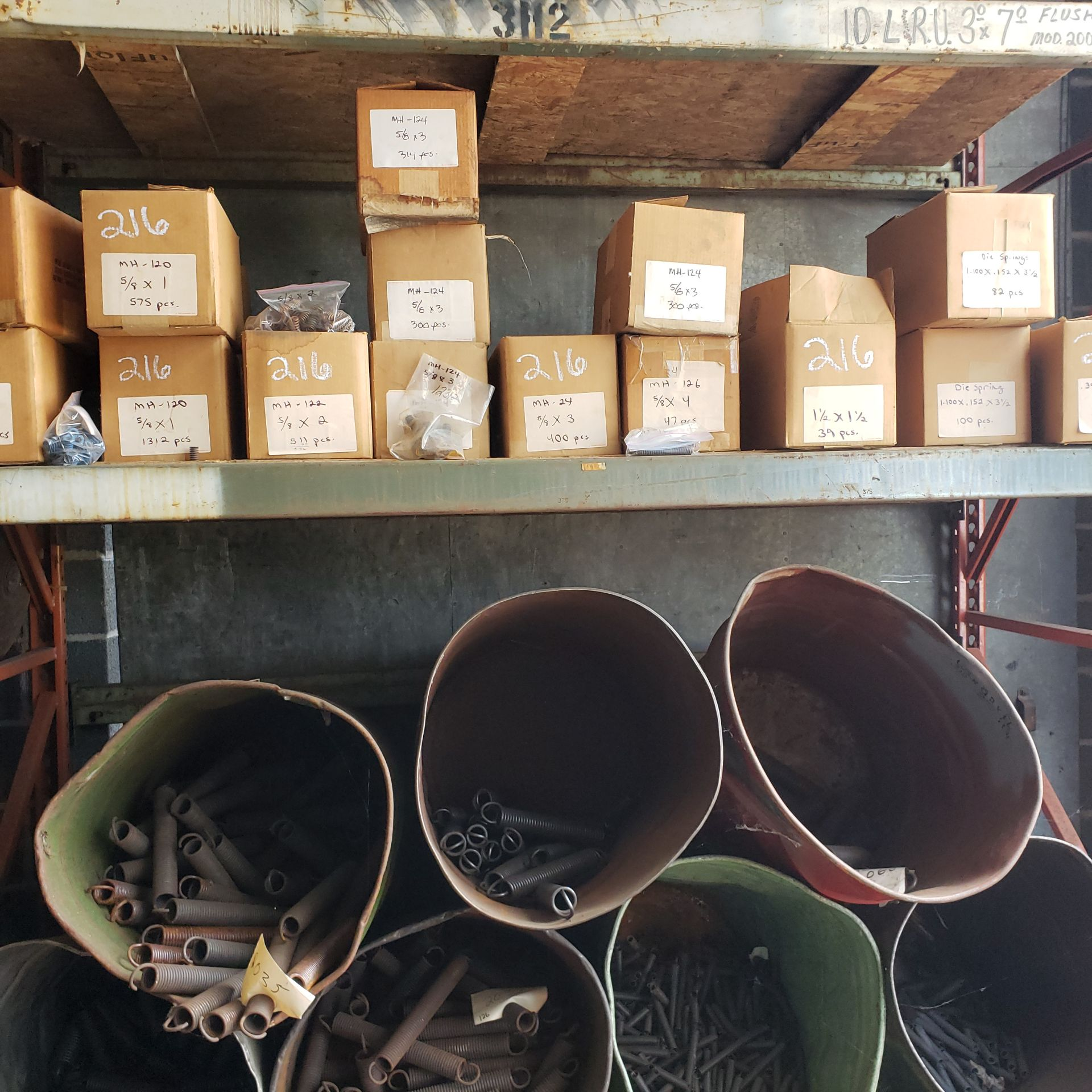 Huge Assortment of Various Spring Stock Inventory - Image 6 of 6
