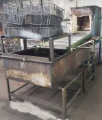 Heat Treating 'Blue' Oven
