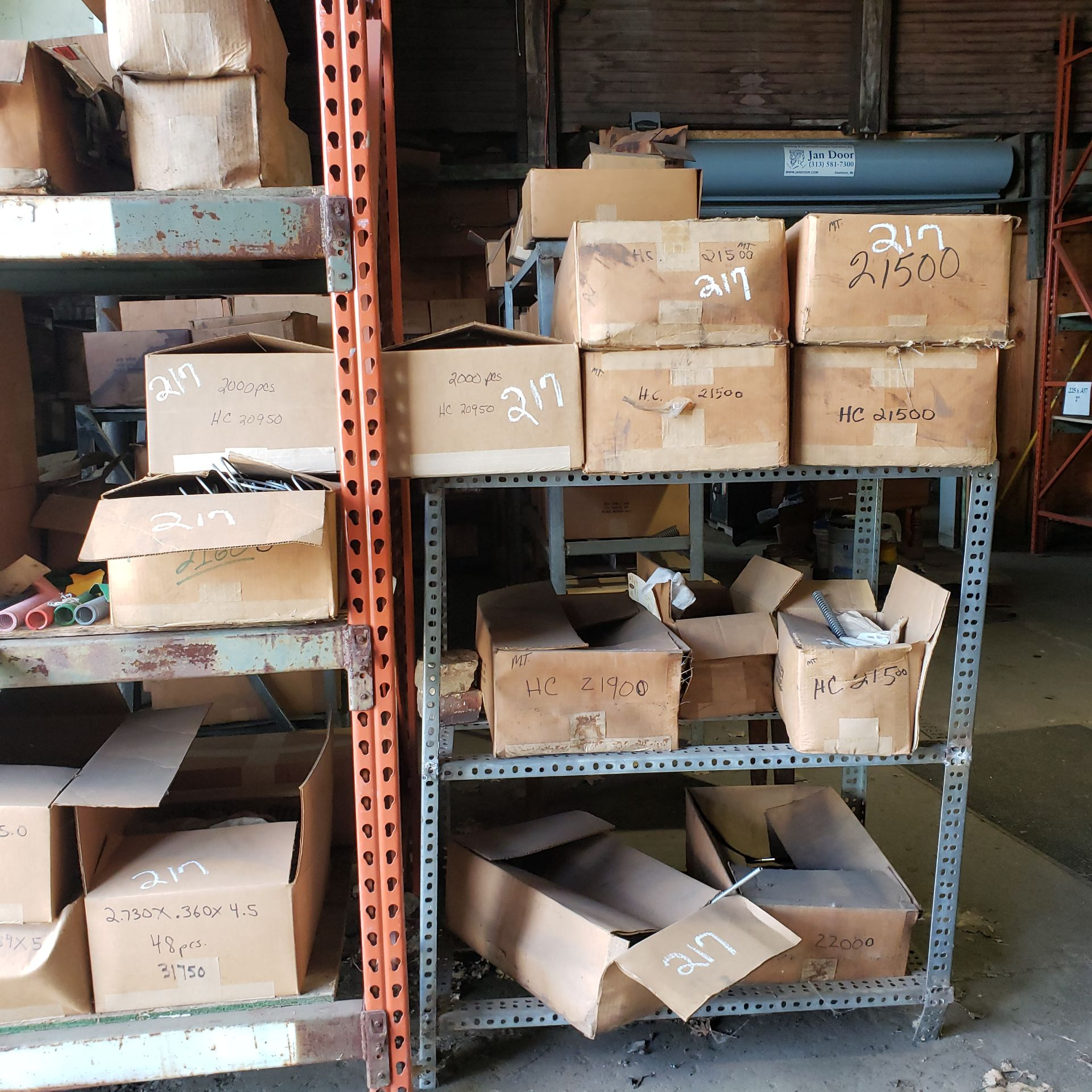 Huge Assortment of Various Spring Stock Inventory - Image 2 of 3