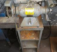 Baldor 712E 1/2 HP Grinder