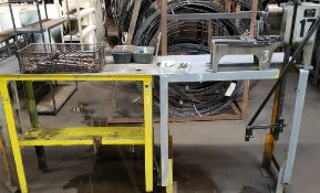 Carlson #2 Hand Coiler with Arbors