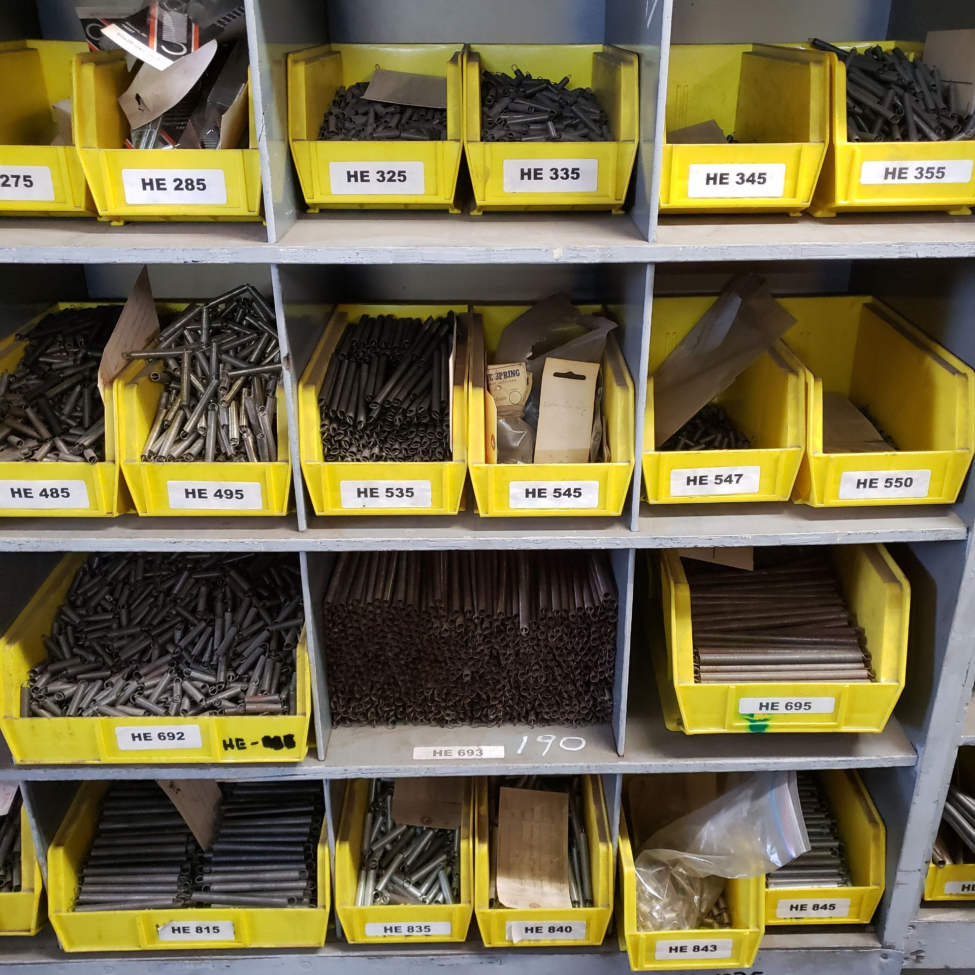 Assortment of Various Spring Stock/Inventory - Image 2 of 6