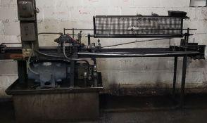 Hydraulic Spring Press