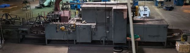 Gancia-Cote Stress Releiving Oven