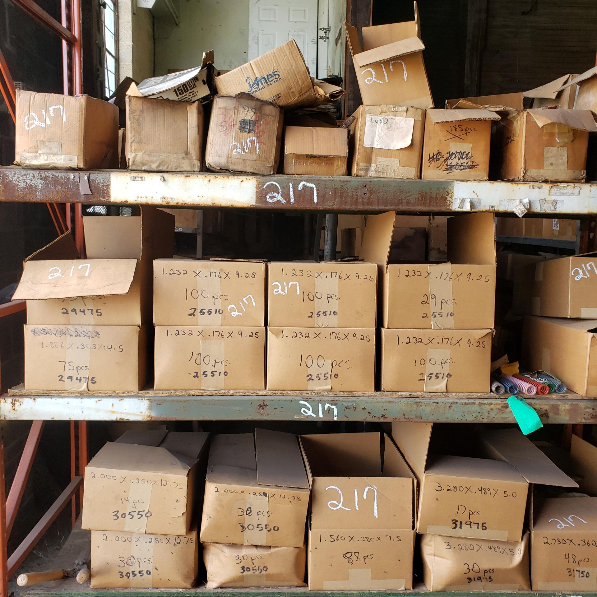 Huge Assortment of Various Spring Stock Inventory - Image 3 of 3