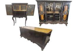 Office set | 3 Pieces | Historicism
