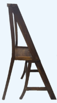 Library Ladder / Chair