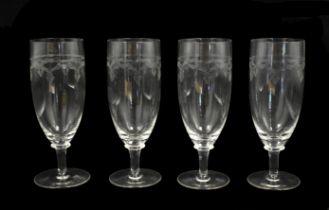 4 Ice Tea Glasses