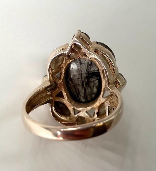 Silver Ring   Labradorite - Image 2 of 2