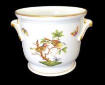 Herend | Cache Pot | Rothschild Bird