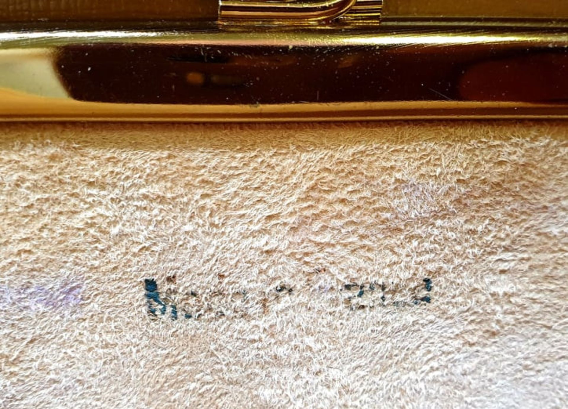 Crocodile Handbag | Brown - Image 8 of 9