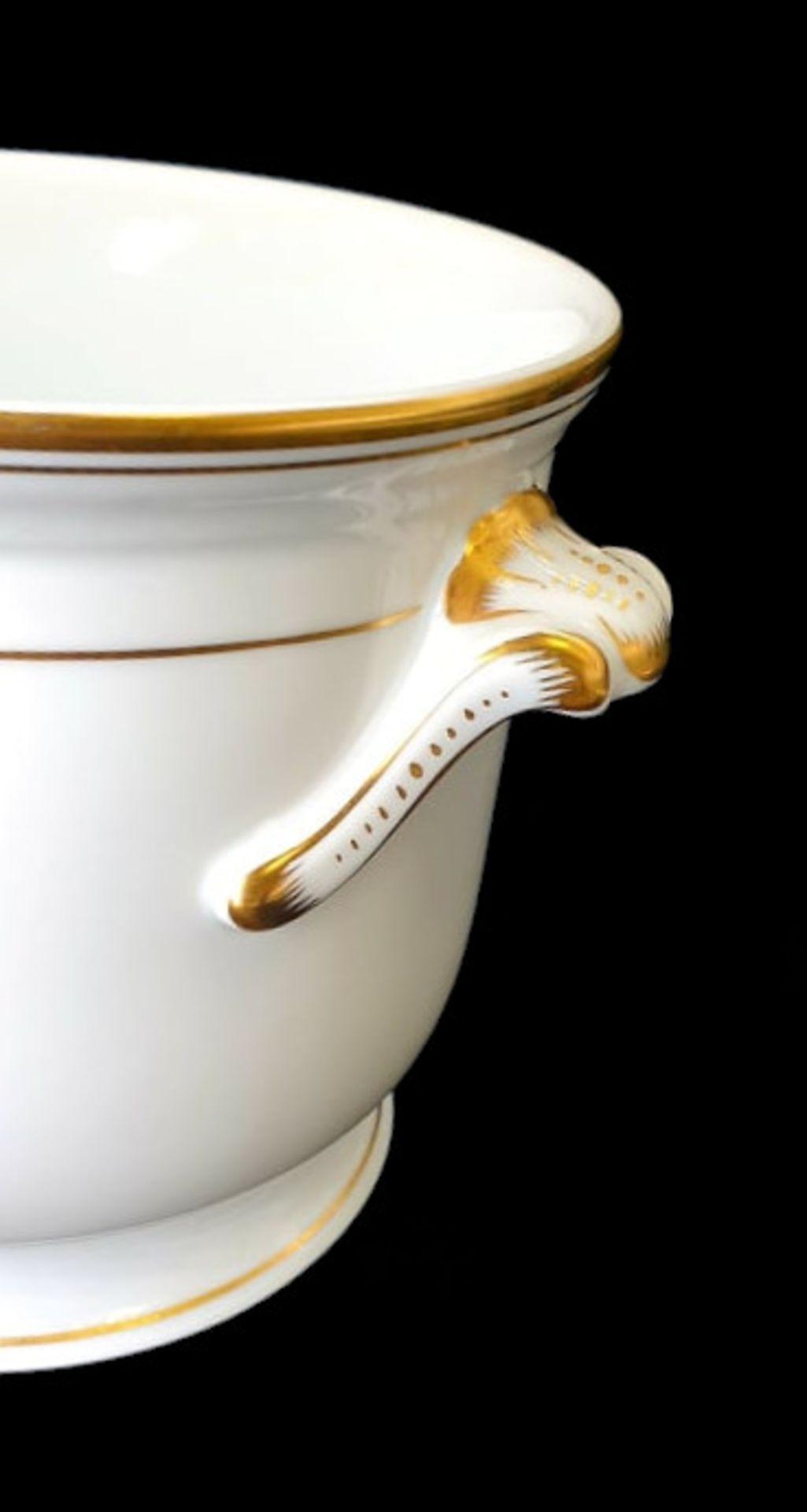 Herend   Cache Pot   Hadik - Image 2 of 6